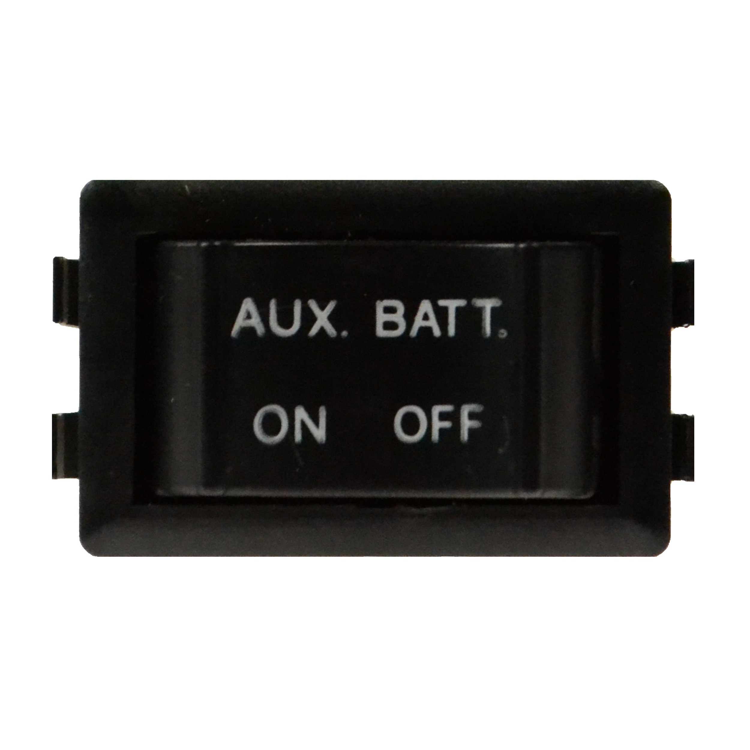 Entech RV/Auto Auxiliary Battery Switch (DPDT) - Black by Entech
