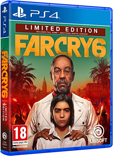 Far Cry 6 - Limited Edition (Exclusiva Amazon): Amazon.es: Videojuegos