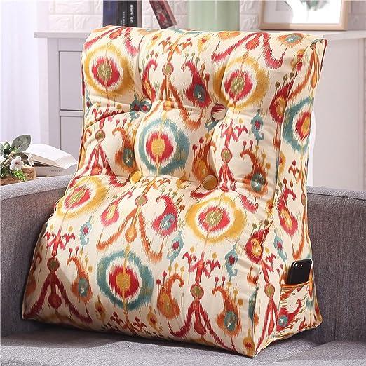 Cojín Rainbow Respaldo para la Cama, Cojines del sofá ...