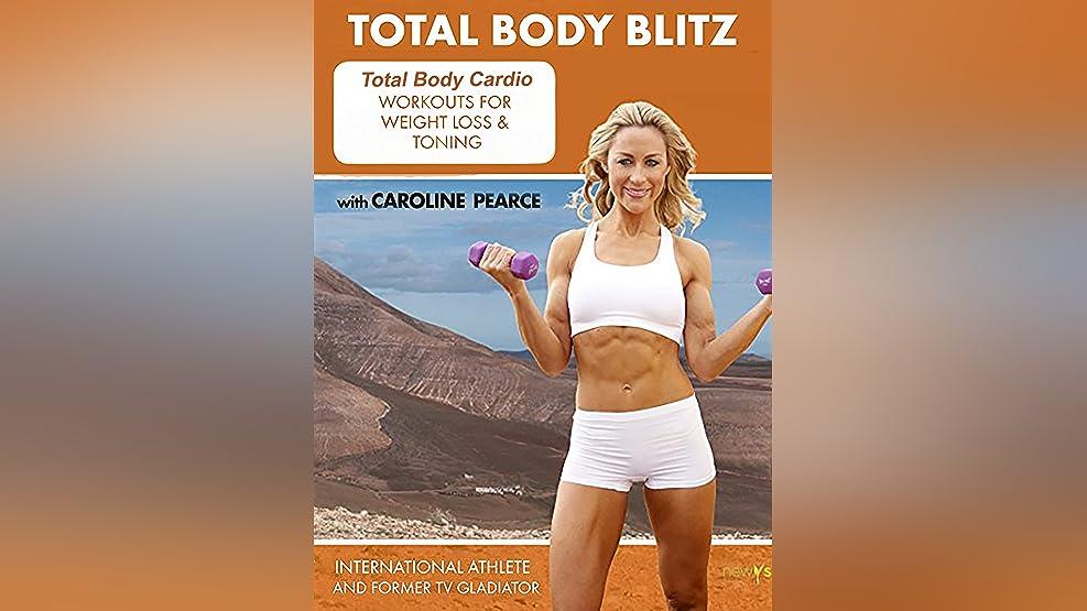 Total Body Blitz: Total Body Cardio