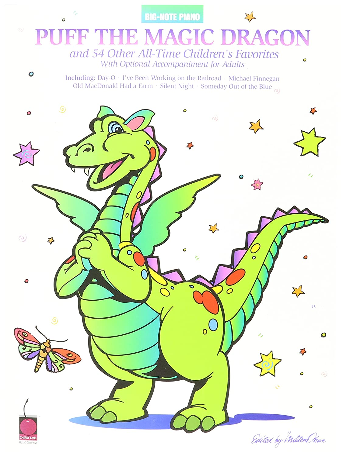 Amazon Puff The Magic Dragon 54 Other All Time Childrens