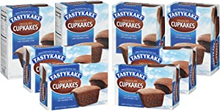 product image for Tastykake Chocolate Cupcakes, 8 Boxes