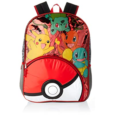 "UPD Pokemon 16"" Kids' Backpack 52020280, Multicolor: Toys & Games"