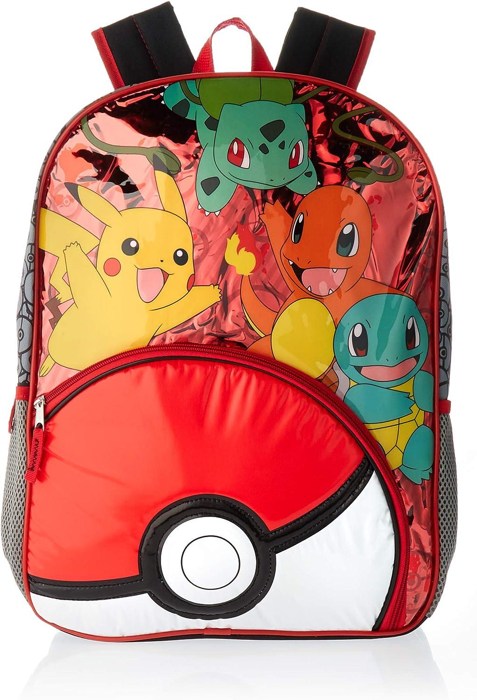 Multicolor UPD Pokemon 16 Kids Backpack 52018280
