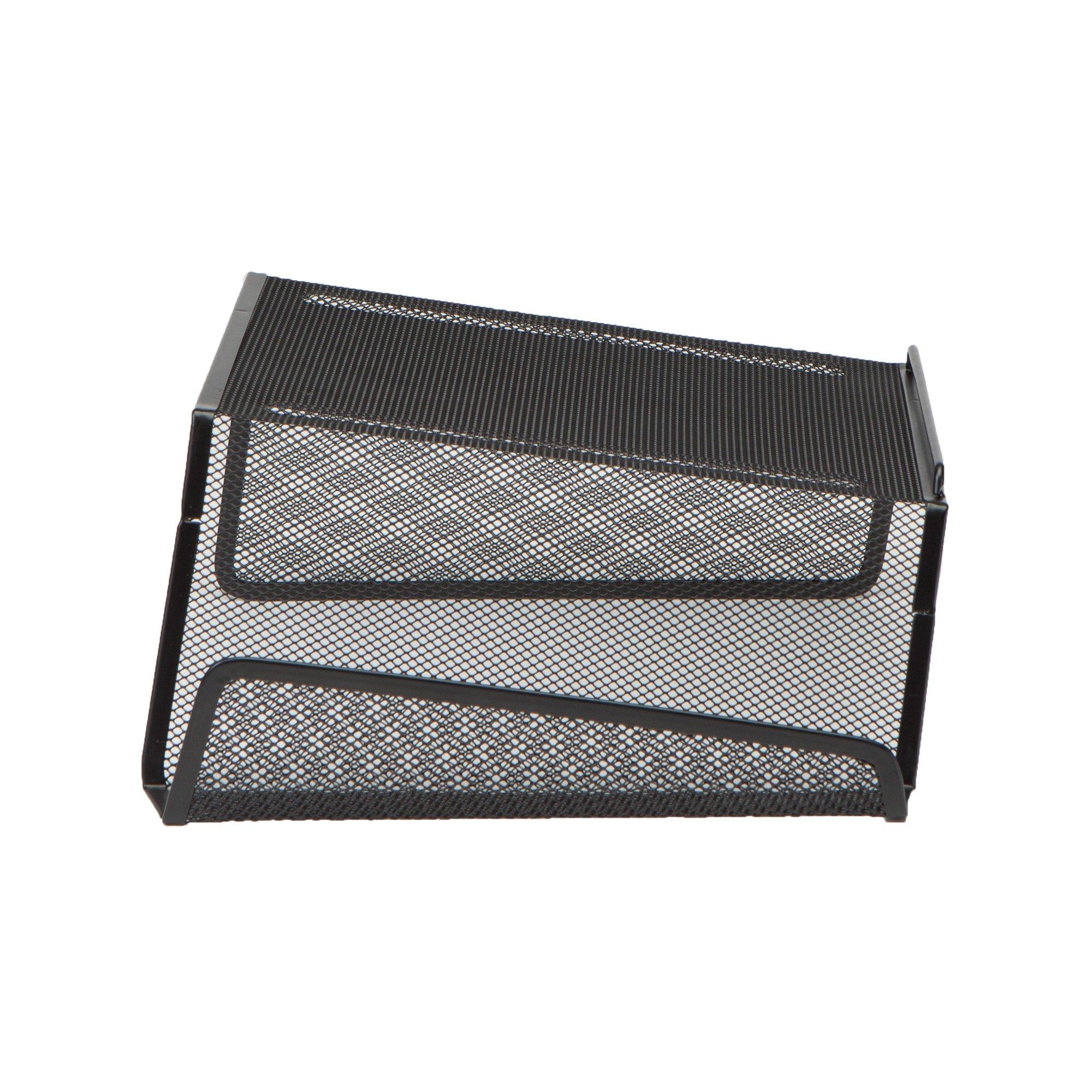 Mind Reader Metal Desktop Phone Stand, 2 Pack, Black by Mind Reader (Image #5)