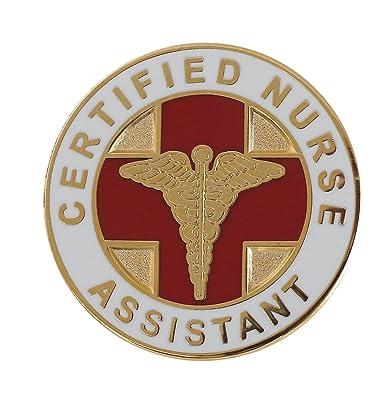Amazon.com: Certified Nurse Assistant CNA Lapel Pin- 1 Piece: Jewelry