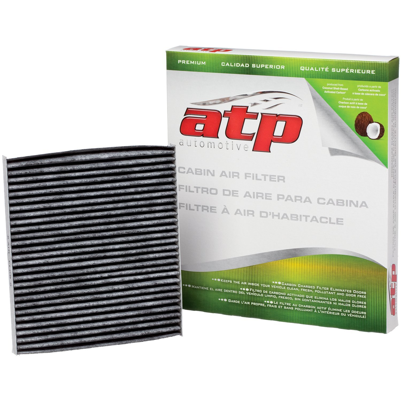 Amazon com atp automotive ra 58 carbon activated premium cabin air filter automotive