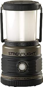Streamlight Siege Compact, Cordless, 7.25″ Alkaline Hand Lantern