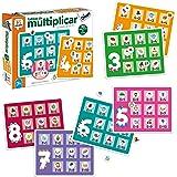 Diset Juguete educativos Tablas De Multiplicar 68957