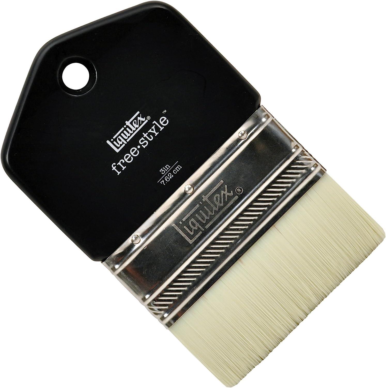 Liquitex 1300601 Professional Freestyle XL Pinsel Flach 1 inch