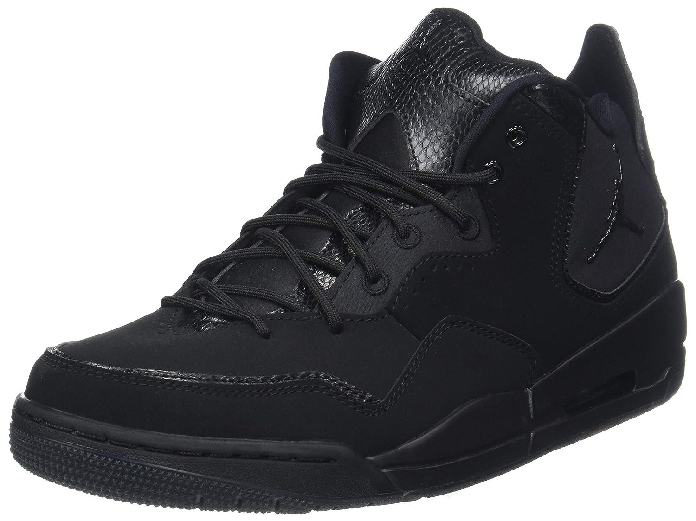 Nike Jordan Courtside 23, Zapatos de Baloncesto para Hombre 43 EU|Negro (Black/Black/Black 001)