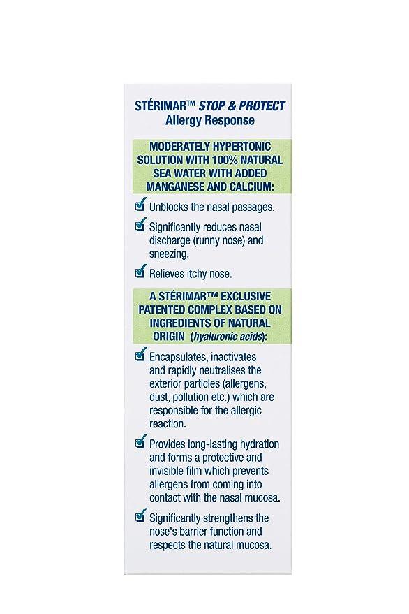 Stérimar - Stop & Protect Allergy Response - 20ml: Amazon co uk