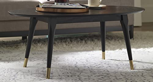 Elle Decor Clemintine Coffee Table, French Cocoa