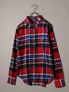 Flannel Buttondown Shirt 121-13-0082