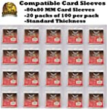7th Continent -Standard Card Sleeve Bundle