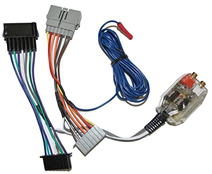 How To Wire An Amplifier To A Factory Head Unit: Amazon.com: Factory Radio Add A Amp Amplifier Sub Interface Wire rh:amazon.com,Design