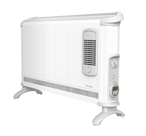 Dimplex 3 kw electric convector heater with turbo boost and timer dimplex 3 kw electric convector heater with turbo boost and timer amazon kitchen home publicscrutiny Image collections