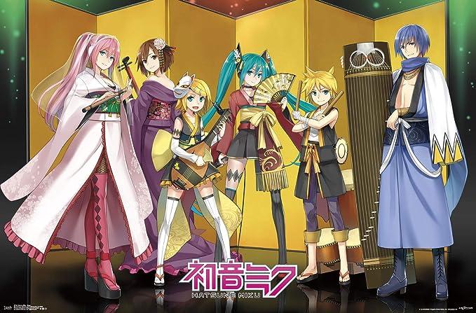 "023 Hatsune Miku Vocaloid Music Anime Game 34/""x24/"" Poster"
