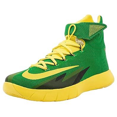 wholesale dealer bc83c 3fd35 ... Basketball Shoes  Nike Men s Zoom Hyperrev, APPLE GREEN YELLOW  STRIKE-BLACK, .