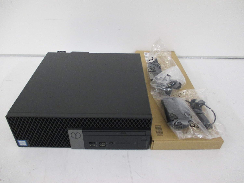 Dell OptiPlex 7070 Desktop Computer - Intel Core i5-9500 - 16GB RAM - 256GB SSD - Small Form Factor