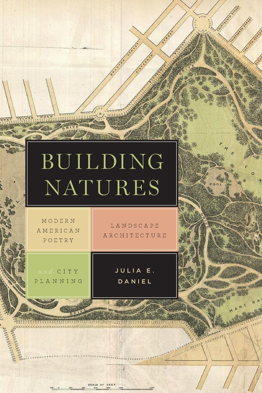 Amazon com: Building Natures: Modern American Poetry