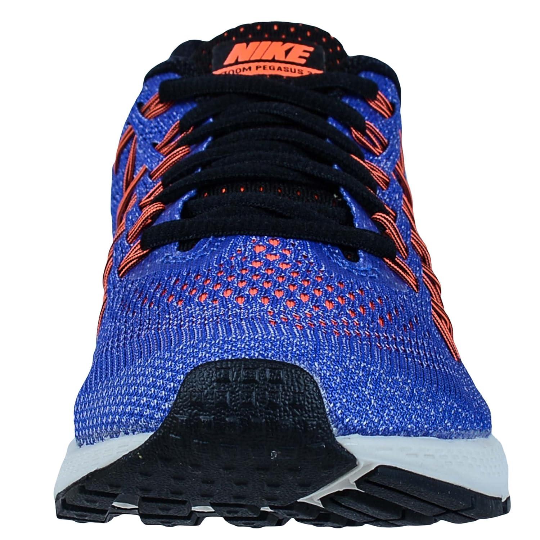 low priced 79d21 3c2da Nike Womens WMNS Air Zoom Pegasus 32, Racer Blue Black-Hyper Orange-Bright  Mango, 10. 5 US  Amazon.in  Shoes   Handbags