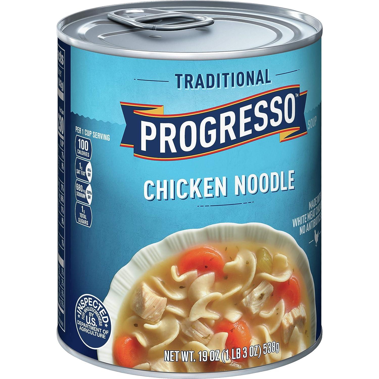 progresso soup diet plan