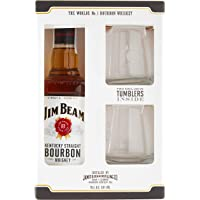 Jim Beam Kentucky Straight Bourbon Whisky + Estuche