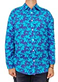 Bent Banani Floral Men's Shirts - Squeaky (Long Sleeve)