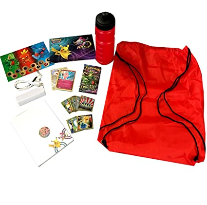 Amazon.com: Pokemon Cards Pokemon Go Survival Kit Survival ...