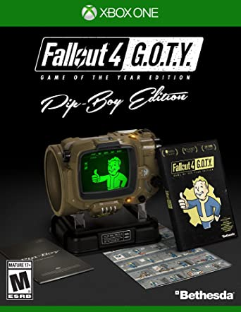 Fallout 4 Game of the Year Pip Boy Edition XboxOne - Xbox