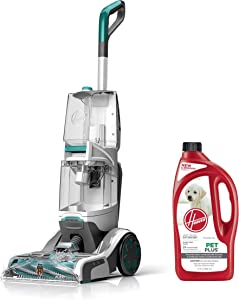 Hoover SmartWash Automatic Carpet Cleaner with 32oz PetPlus Pet Stain & Odor Solution