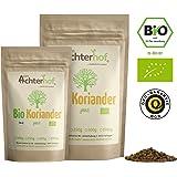 Bio-Koriander-Samen ganz (250g) Bio Koriandersaat vom-Achterhof Koriandersamen coriander organic