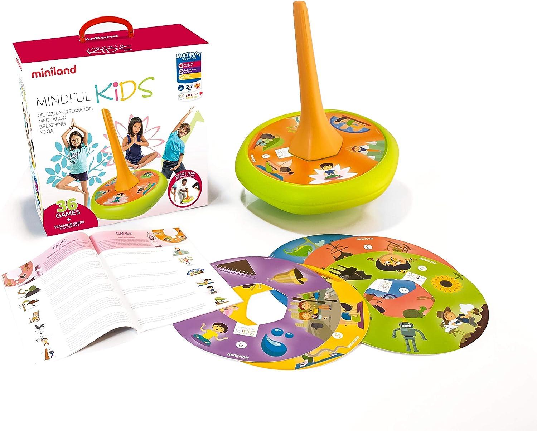 Mindful kids Juegos de mesa mindfulness