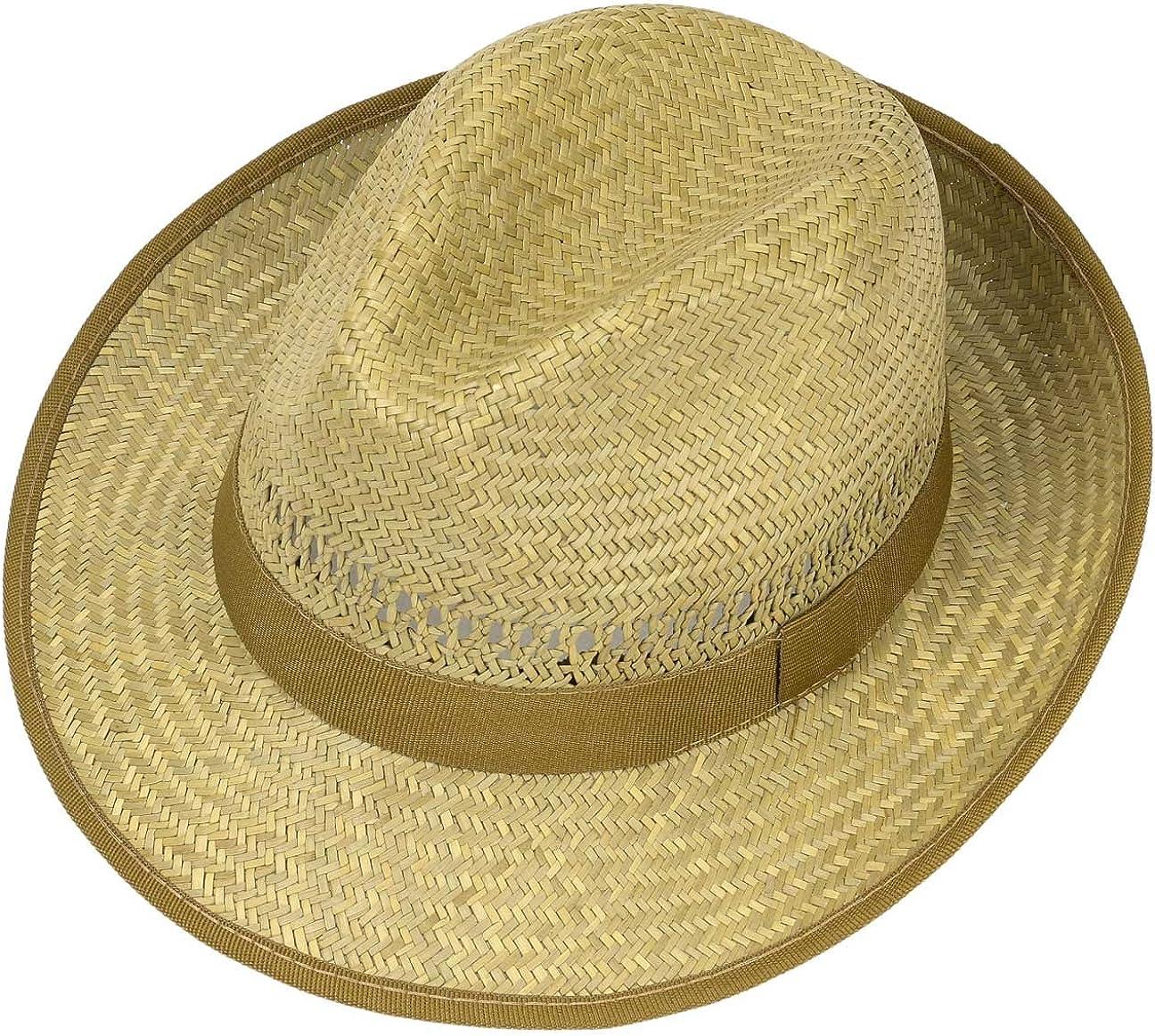 Lipodo Cappello di Paglia Basic Bogart Sole 57 cm Natura
