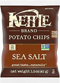 product image for Kettle Brand Potato Chips Sea Salt