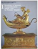 Pendules et bronzes d'ameublement entres sous le premier empire