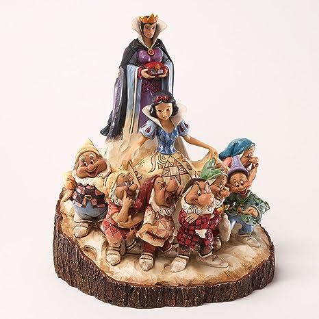 11 x 1.1 cm Disney Traditions Figurillas Decorativas con dise/ño Tradition Multicolor Resina
