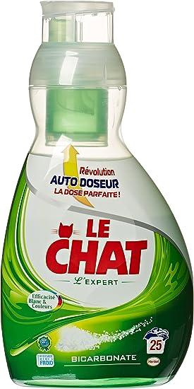 Le Chat LExpert - Detergente líquido para lavadora, concentrado ...