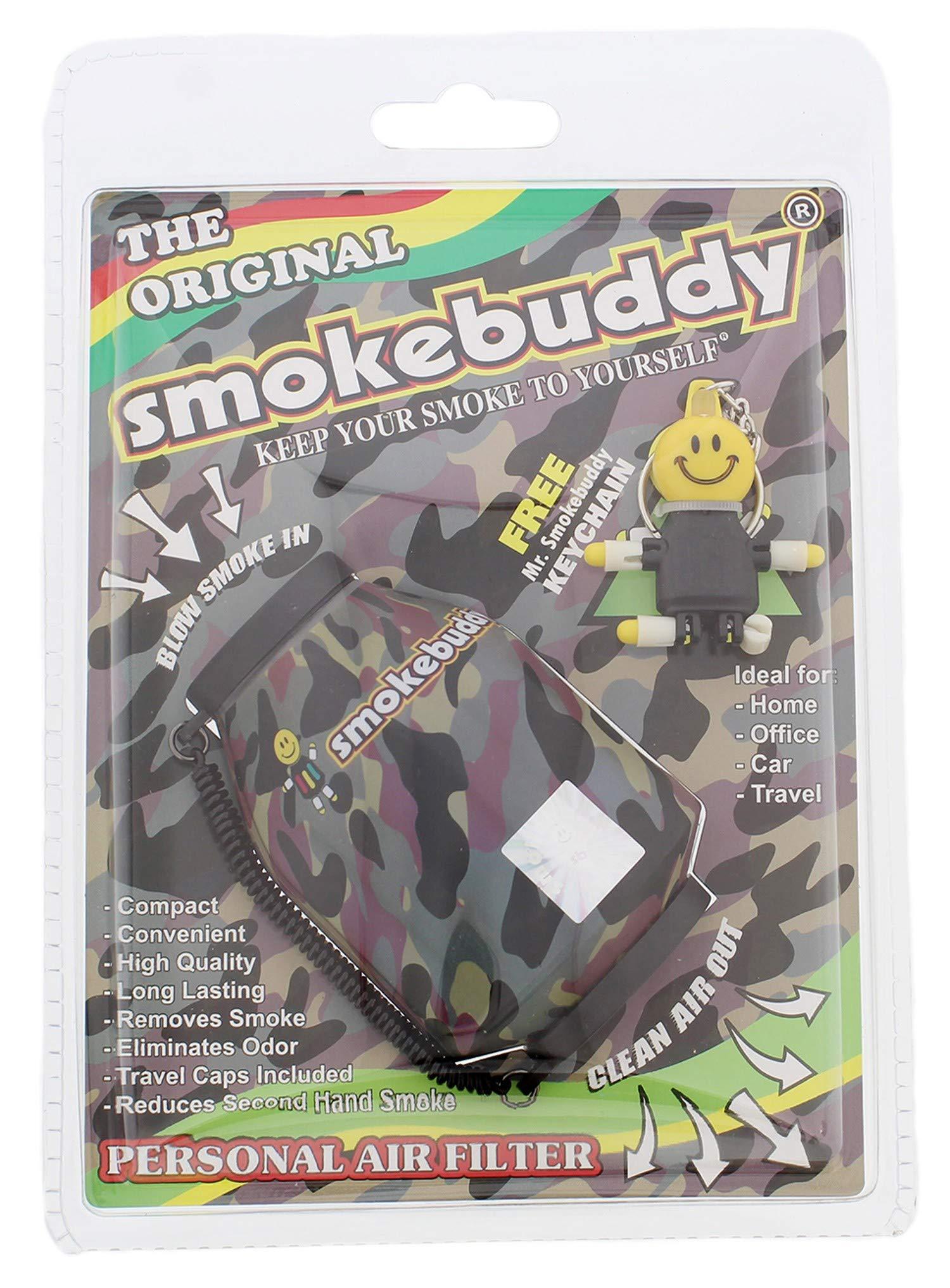 SmokeBuddy Original Personal Air Filter (Camouflage)