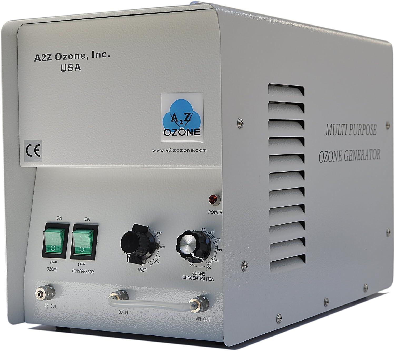 The A2Z Ozone MP 8000 Multi-Purpose Ozone Generator