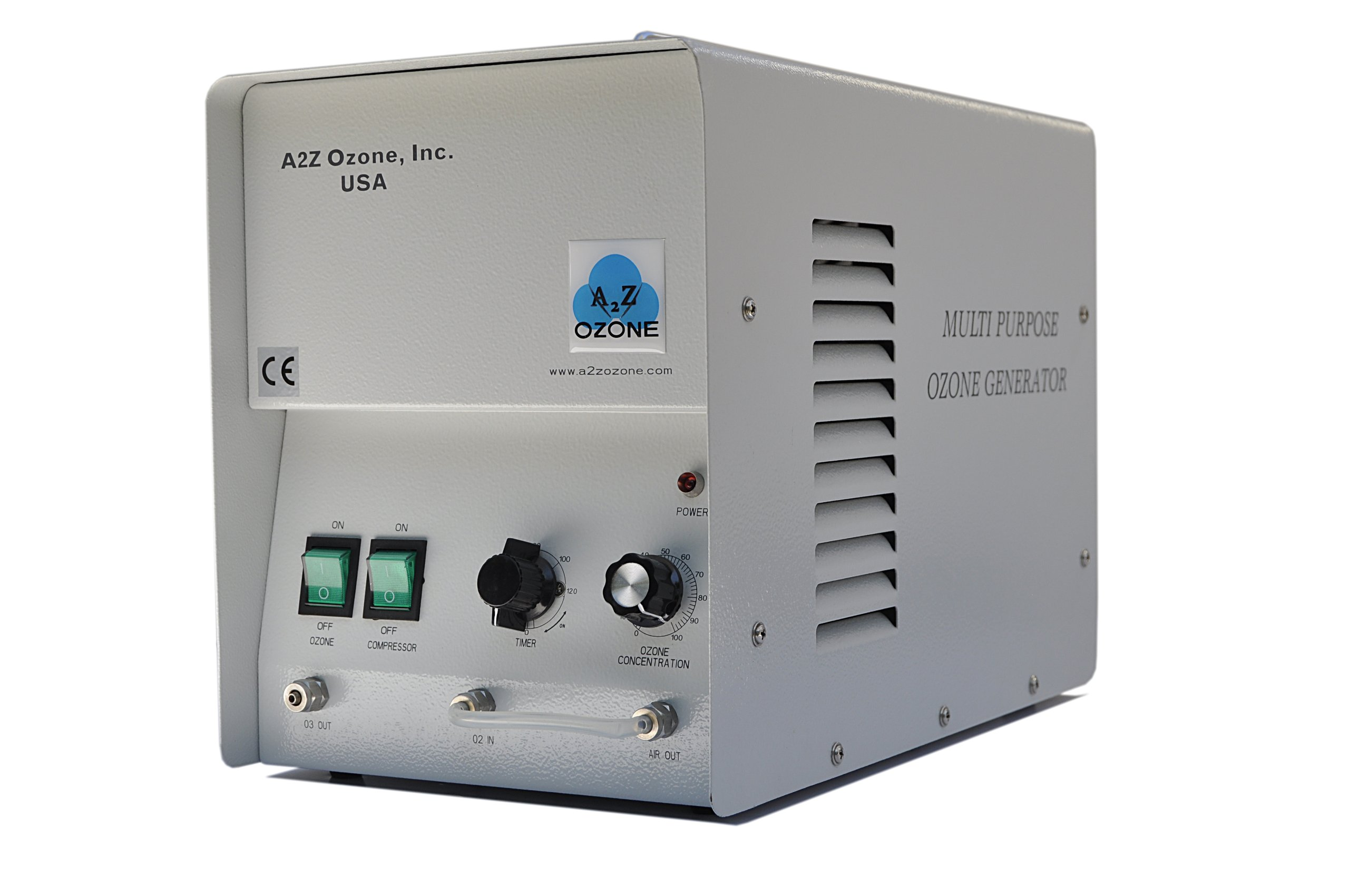 A2Z Ozone MP 8000 110V Multi-Purpose Ozone Generator
