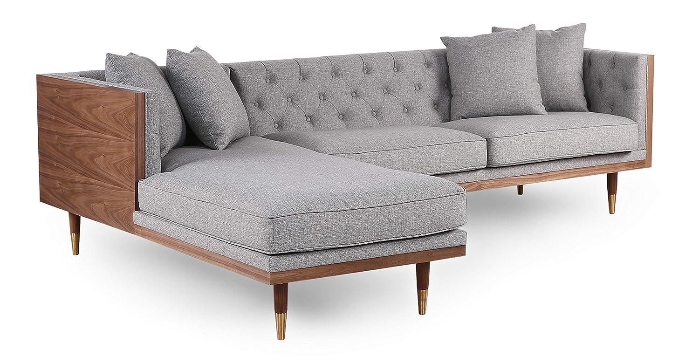 Amazon.com: Kardiel Midcenturt - Sofá de neo de madera con ...