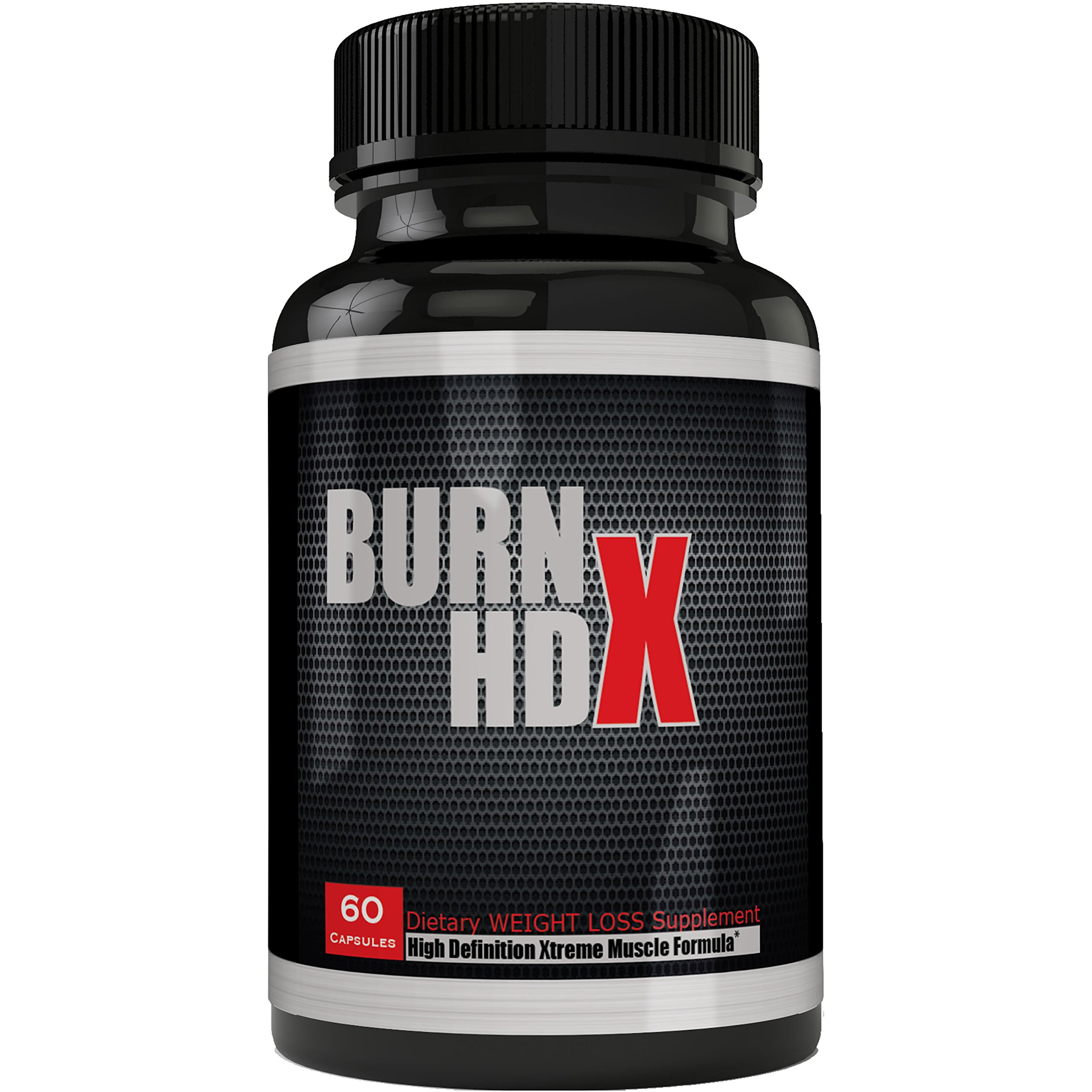 Burn HD X Advanced Weight Loss Formula | Extreme Weight Loss System | Advanced Professional Weight Control Formula | Diet Pills Supplement for Men and Women | Thermogenic Fat Burner (1 Bottle 60 Ct)
