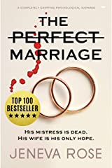 The Perfect Marriage: a completely gripping psychological suspense Kindle Edition
