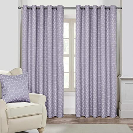 top x mauve sequin thermal products curtains luxor curtain m b eyelet border