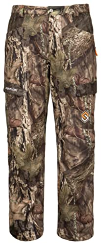 Scentlok Technologies Men's Camo Full Season Taktix Pants