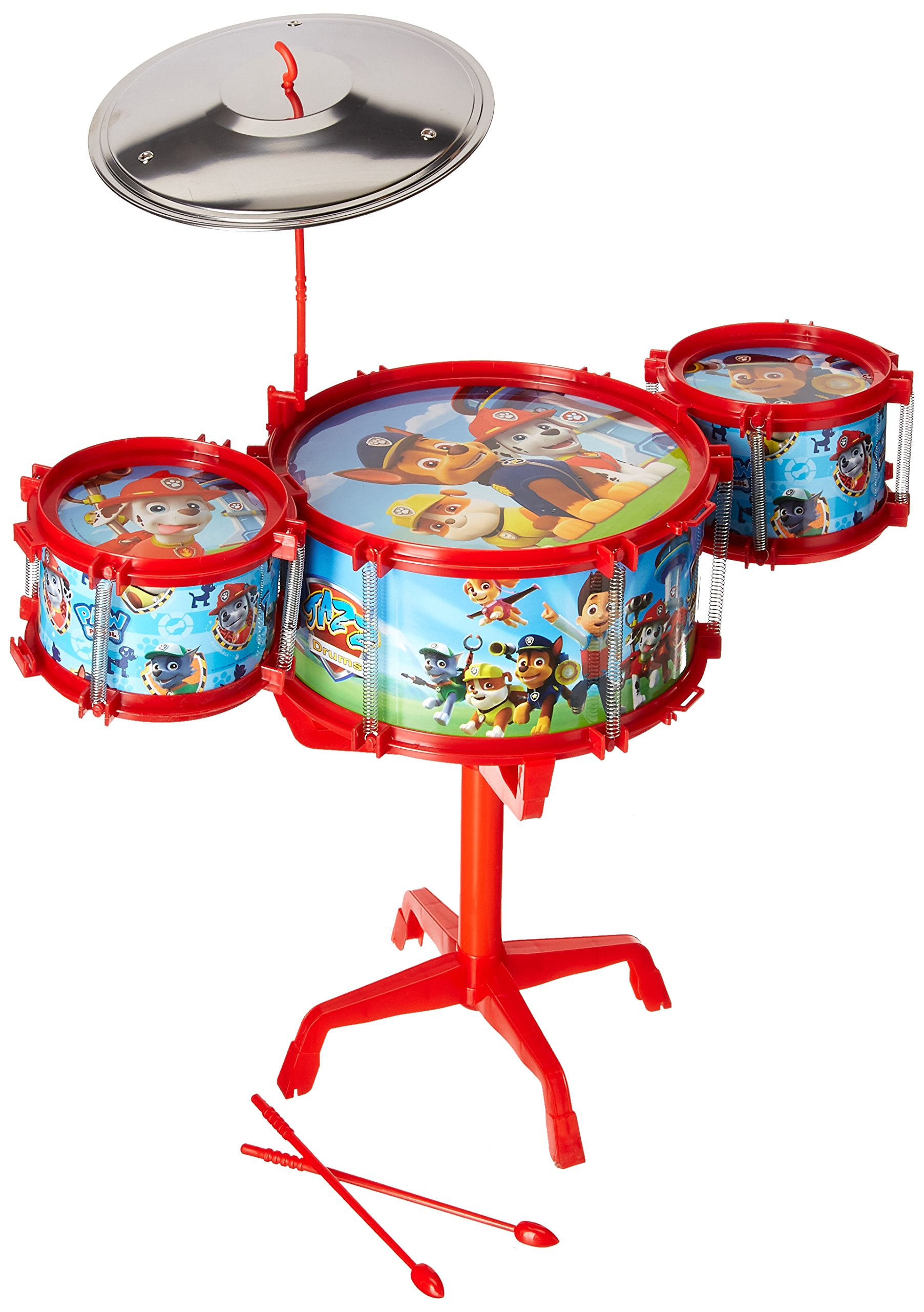 Paw Patrol Drum Set