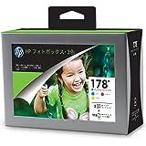 ヒューレット・パッカード HP178/L判 フォトボックス・3色 SF770A