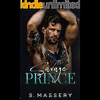 Savage Prince (DeSantis Mafia Book 2)